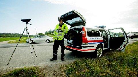 Travel sommer: UP har sett seg ut 93 prioritertere veistrekningen i sommer, riksvei 22 fra Halden til Rakkestad er én av dem.