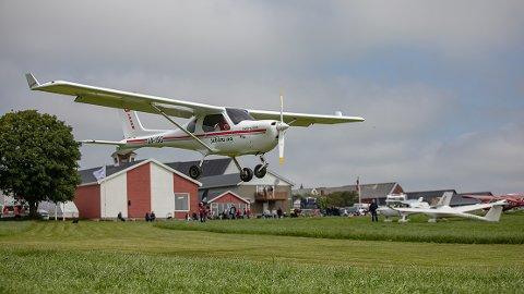 NM-veka: Sportsfly (mikrofly) er en av øvelsene det skal konkurreres i under NM-veka.