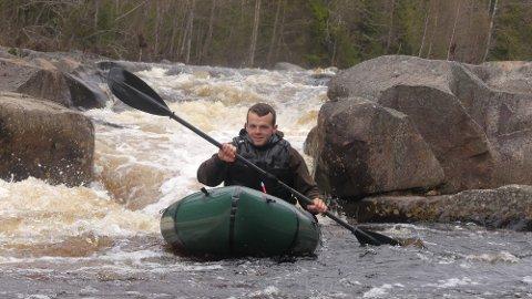 Gisle Sigdestad (19) fra Degernes