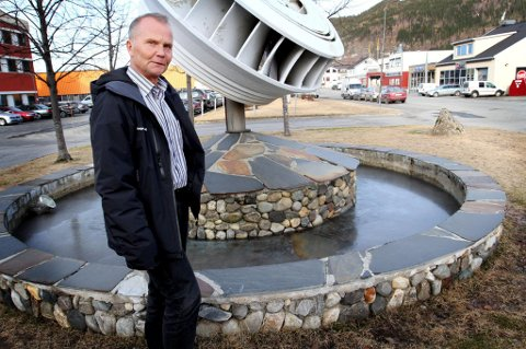 Driftsresultatet er som forventet under fjoråret og også under budsjett, sier administrerende direktør Ove Brattbakk. Foto: Torild Wika