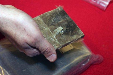 Mannen er dømt for oppbevaring av til sammen over sju kilo hasj og 47 gram kokain. Illustrasjonsfoto: Stine Skipnes