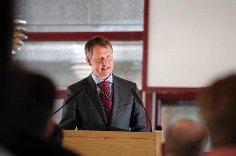 Foto: Øyvind Bratt