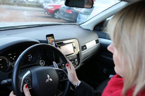 Øvelseskjøring handler både om det bilteknisk, men enda viktigere om å ta trygge valg i trafikken.