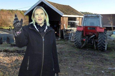 Landbruksminister Sylvi Listhaug. Foto: NTB/Scanpix