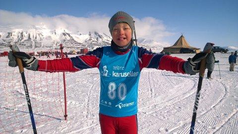 UTEN SKOLEPLASS: Trym Aunevik får ikke innvilget plass på videregående skole på Svalbard til høsten. Nå må han kanskje flytte.