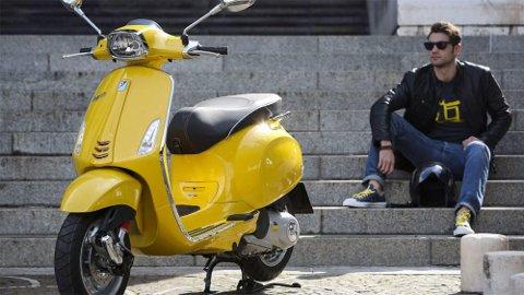 Tidligere kunne man kjøre moped / scooter om man hadde mistet førerkortet på bil.