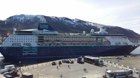 Tromsø cnns empress pullmantur