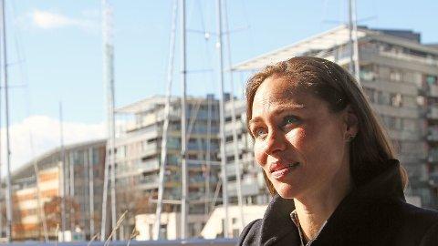 – Mange gruer seg nok mer enn de trenger, sier forbrukerøkonom i Danske Bank Cecilie Tvetenstrand. Foto: Espen Teigen (Nettavisen)