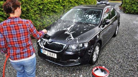 Etter en vinter der bilen kanskje ikke har fått altfor mye stell, er det viktig å ta en skikkelig vårshining nå. Og den klarer du fint selv!