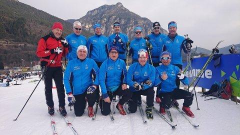 Team Blåvegen er blant de som reiser til Nord-Italia for å gå Marcialonga hvert år, de var der senest i januar i år. Også andre fra distriktet reiser på egen hånd eller i grupper for å delta.