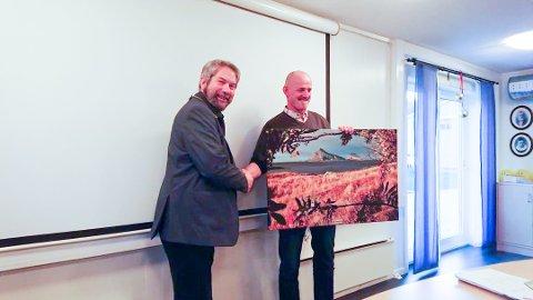 I fjor ble Edvardsens Økonomiservice tildelt Liv Laga-prisen.