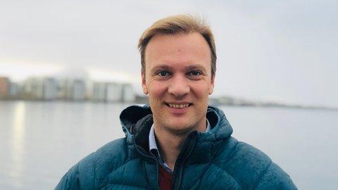 Nordland Høyre sin førstekandidat Bård Ludvig Thorheim mener de ikke svikter industrien i Nordland, tvert imot.