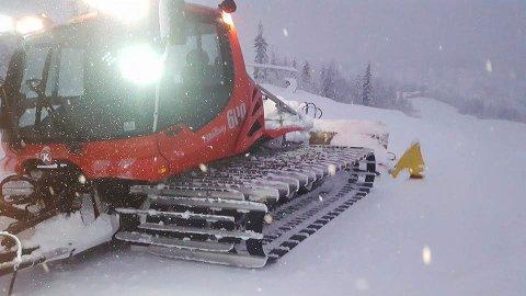 Kommunens tråkkemaskiner vil være ute i løypene i tida som kommer. Dermed blir det gode sjanser til å ta seg en skitur.