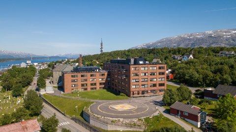 Helgelandssykehuset Sandnessjøen.