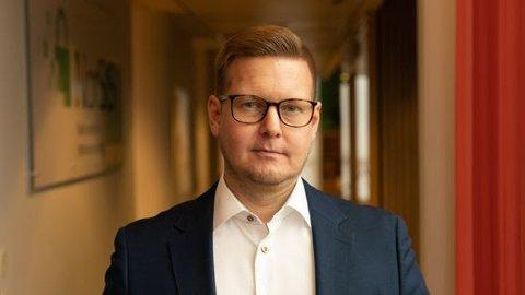 Lars-Henrik Gundersen, adm. dir. NorSIS.