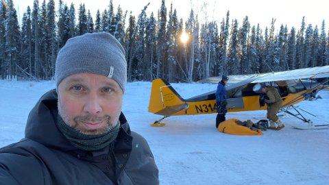 På opptak i Alaska: - Det er sjelden man får  følge et miljø over et helt år. Mye har skjedd. Fantastiske ting og tragedier, så det blir en serie med stor spennvidde. Siden jeg er regissør så kjenner jeg på presset.