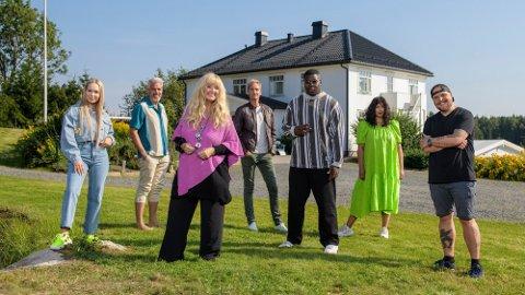 Hver gang vi møtes skal spilles inn i Nordland. Foto: Vegard Breie (TV 2)