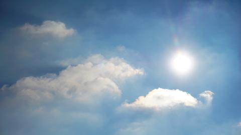 SOL: Det skal være sol og varmt hele uka