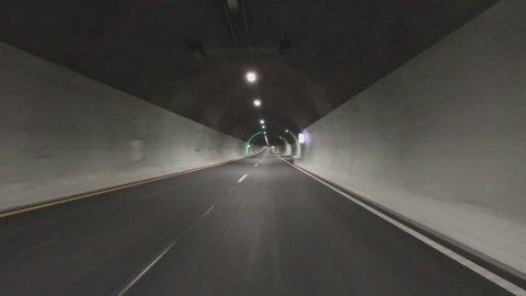 Nok en tenåring mistet førerkortet i Bodøtunnelen.