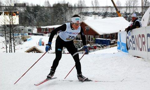 Tidligere toppløper: Hilde Gjermundshaug Pedersen fra Nybygda mener dagens unge skiløpere starter for seint med konkurranser. Foto: Arkiv