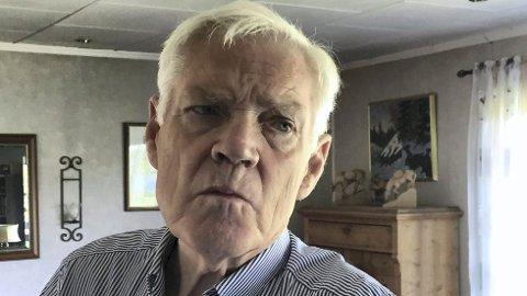 KJENNSKAP: – Jeg har kjent Tor Andre Johnsen i mange år. Han har vært en strålende representant for norsk næringsliv i Russland, sier Arne Treholt.