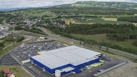 IKEA-effekten: Ikea Handelspark Nord kommer på motsatt side av E6. Fylkesmannen har avvist klagen fra Nermarka Vel.