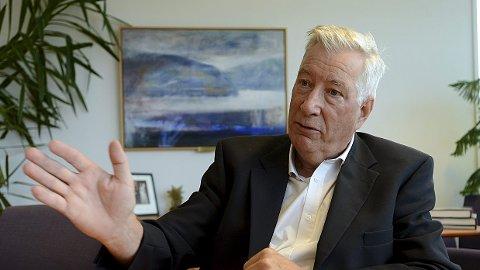 Opp i kontrollutvalget: Spørsmål om Sigbjørn Johnsens gratiskontor blir tema i kontrollutvalget.