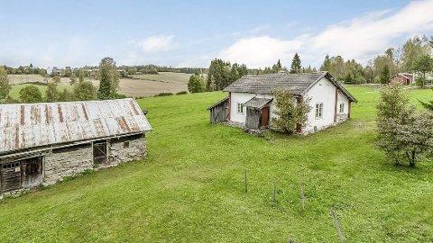 Bevares: Riksantikvaren selger husmannsplassen Hesthagen med strenge føringer.Eiendomsmegler 1
