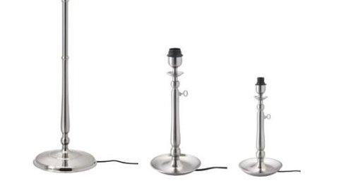 Ikea tilbakekaller tre modeller av en Gothem-lampe, etter at det er funnet eksempler på skader på ledninger, noe som gir fare for elektrisk støt. Foto: IKEA / NTB scanpix