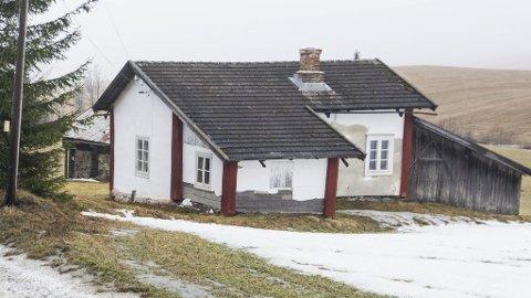 Selges?: Riksantikvaren ønsker å selge Hesthagen som de kjøpte i 1997.