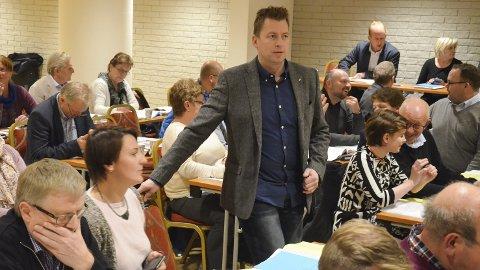 I trøbbel: Fylkesstyret i Fremskrittspartiet har fratatt Hans Kristian Arnkværn medlemskapet i partiet.