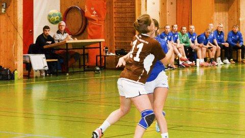 Mister hallen: Moelven vant på parketten mot Fagernes, men taper kampen om hallen. Foto: Petter Sand