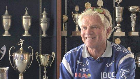 Knut Bredo Simensen er nominert til frivillighetsprisen.