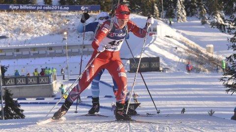 Sigrid Bilstad Neraasen ble nummer 75 i torsdagens IBU-cup i Østerrike.