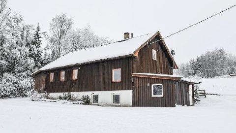 Nytt liv: Sangheim skal pusses opp av de nye eierne. Arbeidet er allerede i gang. Foto: Ole Johan Storsve
