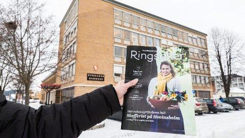 Ringsakerseminaret, RingsakerGallaen og et PR-magasin for Ringsaker kommune koster totalt 1,4 millioner kroner. Det skriver Hamar Arbeiderblad.