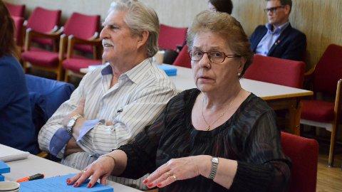 Aktuell: Erika Ann Eriksen (bildet), Bjørg Kolltveit og Jan Ove Andersen sendte leserinnlegg om kommunalsjefen.