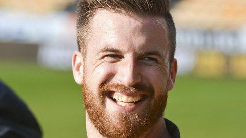 Aleksander Melgalvis kan bli landslagsspiller for Latvia.