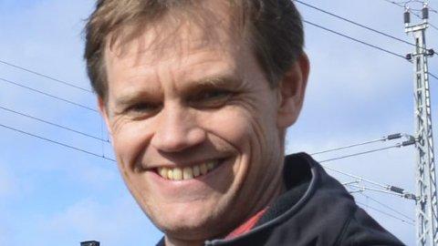 Geir Roger Borgedal: Drømmer om Route 66, men ferierer i Norge – og hjemme – i år.