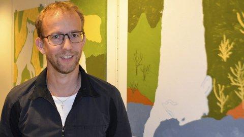 Forklarer: Tommy Andreassen ved Brumunddal legesenter er tillitsvalgt for fastlegene i Ringsaker kommune.