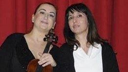 Spiller: Giullia Bucarelli (t.v.) og Maria Gabriella Basso.