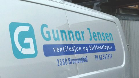 Marius Mickelson, Gunnar Jensen AS