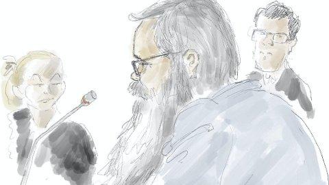 Retten: Hedmarken tingrett har opphevet besøksforbud den ektemannen til Janne Jemtland hadde mot sønnene.