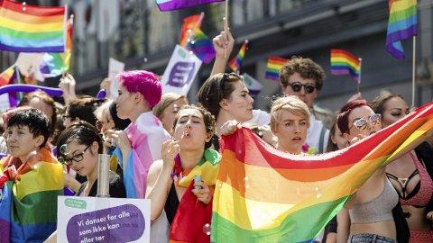 Pride-paraden i Brumunddal var en gedigen suksess i fjor, men i år blir det ingen markering i Brumunddal.