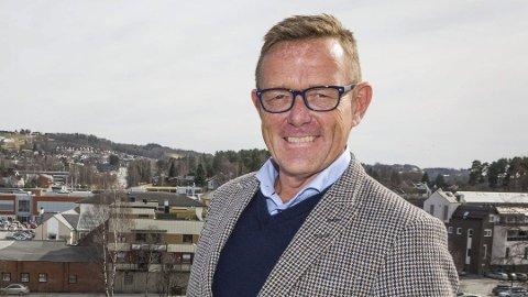 SKIBLADNER-LEDER: Tor Rullestad er valgt inn som nestleder for Oplandske Dampskibsselskap.
