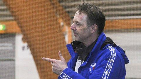 Tar over A-laget: Geir Haga blir ny hovedtrener for A-laget til Moelven.