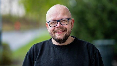 FORNØYD: Bjørn Hatterud skal sitte i regjeringens nye likeverds- og mangfoldsutvalg.