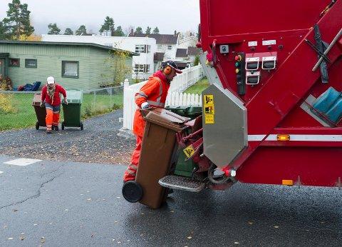 POSER TIL MATAVFALL: I dagens Direkte linje må Hadeland og Ringerike avfallsselskap (HRA) manglende levering av poser til matavfall.