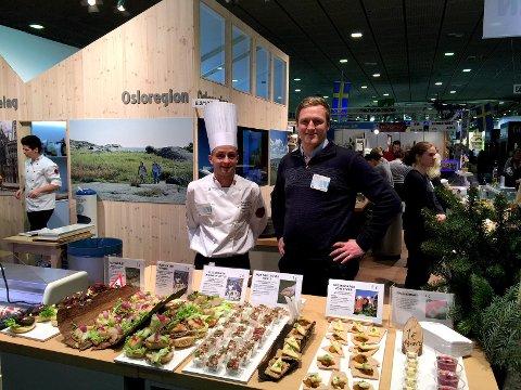 Stian Bergerud og Kjetil Myrengen.