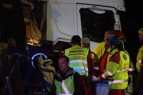 SHT mener føret bidro vesentlig til ulykken på Veme for ett år siden.